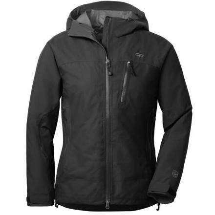 photo: Outdoor Research Women's Mentor Jacket waterproof jacket