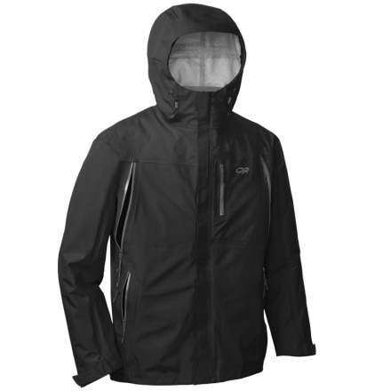 photo: Outdoor Research Boundless Jacket waterproof jacket