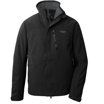 photo: Outdoor Research Camber Jacket soft shell jacket