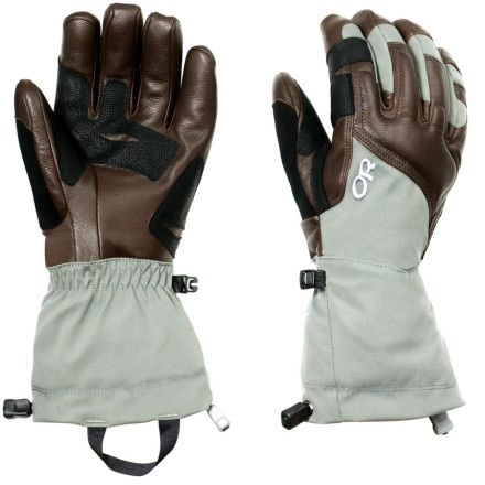 photo: Outdoor Research Crossline Glove insulated glove/mitten