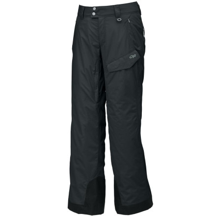 photo: Outdoor Research Women's Backbowl Ski Pants snowsport pant