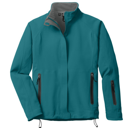 Outdoor Research Solitude Softshell Jacket - Women's