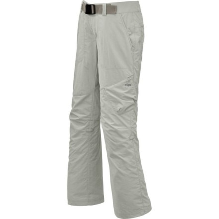 photo: Outdoor Research Women's Sentinel Pants hiking pant