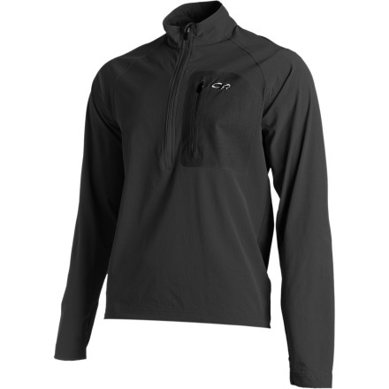 photo: Outdoor Research Ferrosi Windshirt
