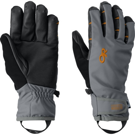 photo: Outdoor Research Men's Stormsensor Gloves