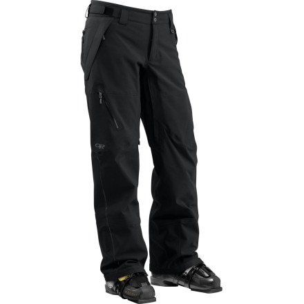 photo: Outdoor Research Women's Vanguard Pants soft shell pant