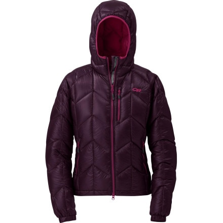 Outdoor Research Incandescent Hooded Down Jacket - Women's