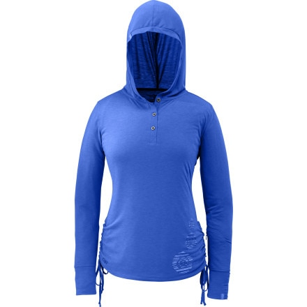 Outdoor Research Essence Hooded Henley - Long-Sleeve - Women's
