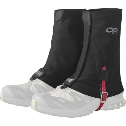 photo: Outdoor Research Flex-Tex Gaiters