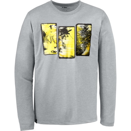 photo: Outdoor Research Cold Smoke L/S Tech Tee