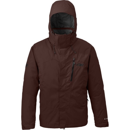 photo: Outdoor Research Igneo Shell Jacket