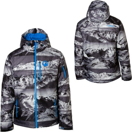 photo: O'Neill Jones 2L Experience Jacket snowsport jacket