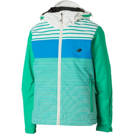 photo: O'Neill Escape Society Jacket snowsport jacket