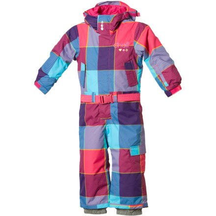 photo: O'Neill Jasper Snow Suit kids' snowsuit/bunting