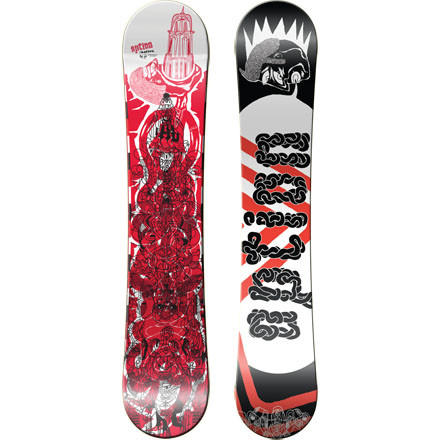Option Snowboards Motive Snowboard