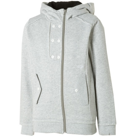Orage Lovett Full-Zip Hoodie - Girls'