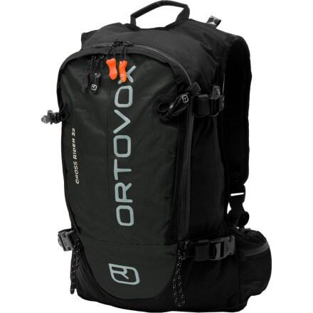 photo: Ortovox Cross Rider 22 winter pack