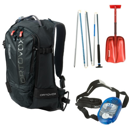 Ortovox Patroller Freeride Package