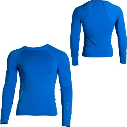 photo: Ortovox Competition Crew base layer top