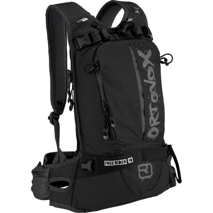 photo: Ortovox Free Rider 18 winter pack