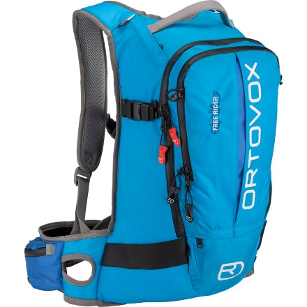 photo: Ortovox Free Rider Woman winter pack