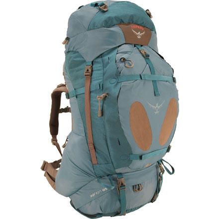 photo: Osprey Xenon 85 expedition pack (4,500+ cu in)