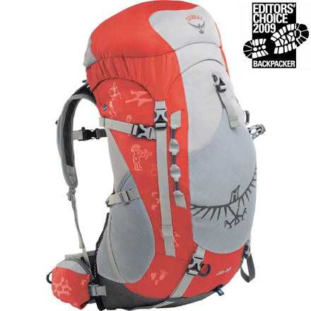 Osprey Packs Jib 35 Backpack 2100cu in - Kids'