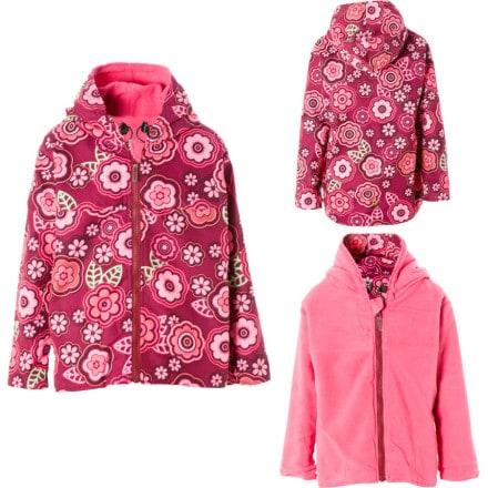 photo: Outside Baby Girls' 2 Layer Windproof Jacket fleece jacket