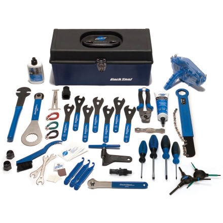 Shop for Park Tool Advanced Mechanic Tool Kit