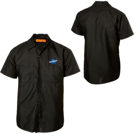 Park Tool Mechanic's Shirt - Short Sleeve - Men's