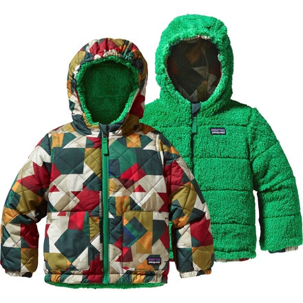 Patagonia Tribbles Reversible Jacket - Toddler Boys'