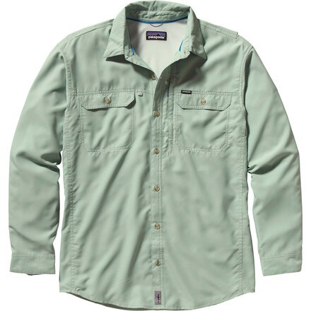 Patagonia sol patrol ii shirt long sleeve men 39 s for Patagonia fishing shirt