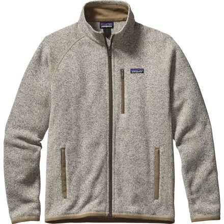 Patagonia Better Sweater Fleece Jacket Men S