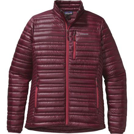 Patagonia ultralight down jacket damen