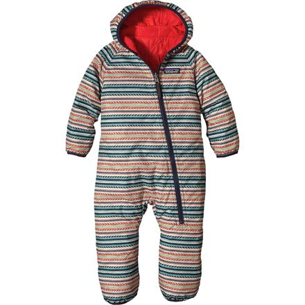 Patagonia Puff-Ball Reversible Bunting - Infant Boys'