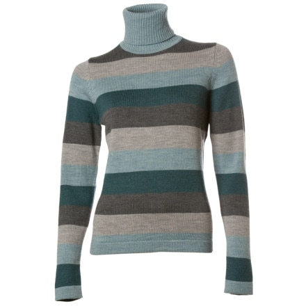 Patagonia Merino Turtleneck Sweater - Women's