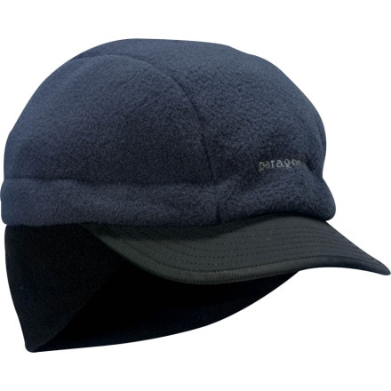 patagonia synchilla duckbill hat trailspace