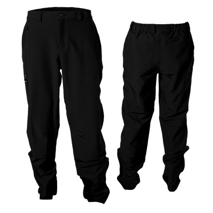 photo: Patagonia Men's Lightweight Guide Pants soft shell pant