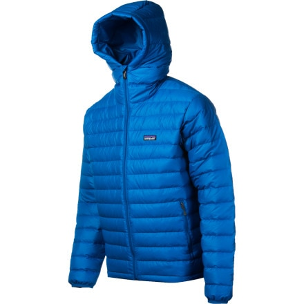 photo: Patagonia Down Sweater Full-Zip Hoody