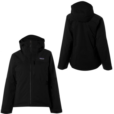 photo: Patagonia Women's Ice Field Jacket snowsport jacket