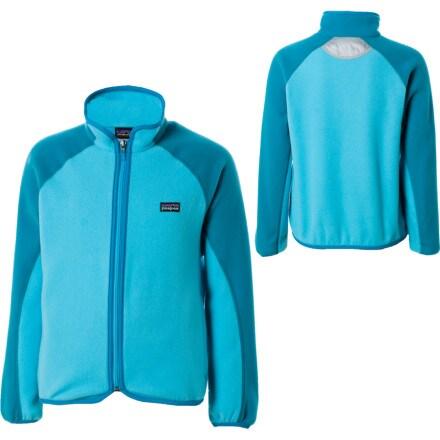 photo: Patagonia Girls' El Cap Jacket fleece jacket