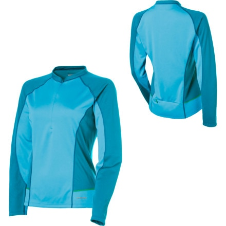 photo: Patagonia Women's Long-Sleeved Runshade Top long sleeve performance top