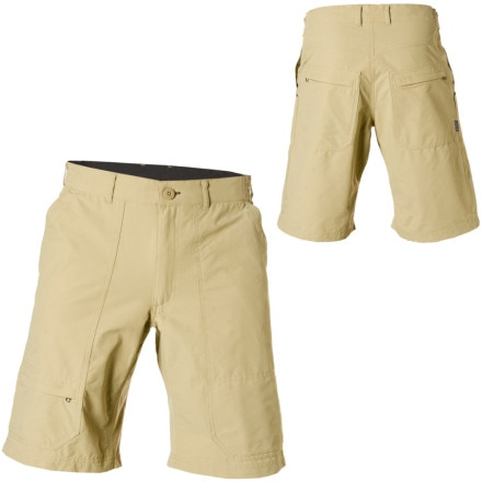 photo: Patagonia Men's Borderless Shorts hiking short