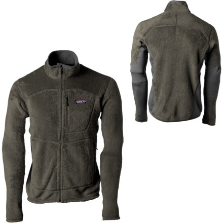 Patagonia R2 Fleece Jacket - Men's Forge Grey, XL