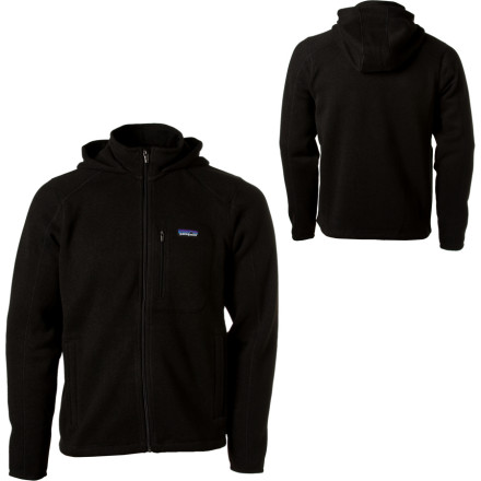 photo: Patagonia Better Sweater Full-Zip Hoody fleece jacket