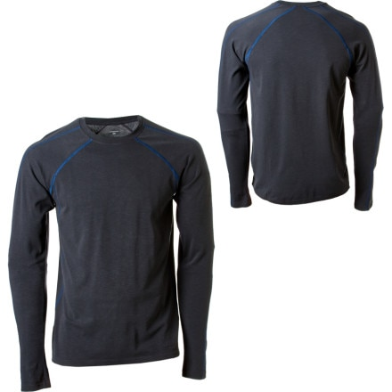 photo: Patagonia Sandstone Crew long sleeve performance top