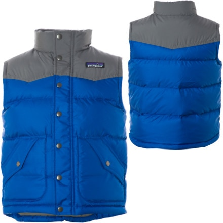 photo: Patagonia Boys' Down Vest