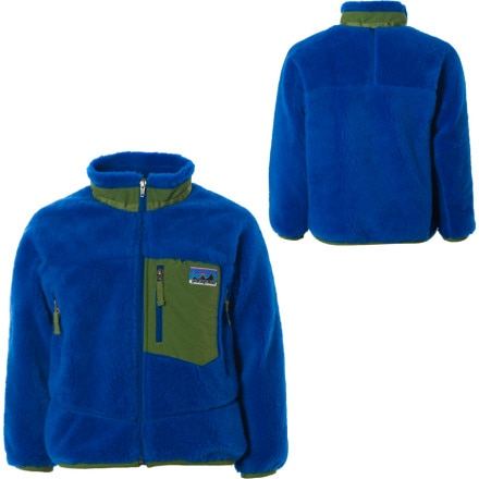 photo: Patagonia Kids' Classic Retro-X Jacket fleece jacket