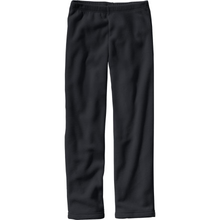 photo: Patagonia Kids' Micro D-Luxe Bottoms