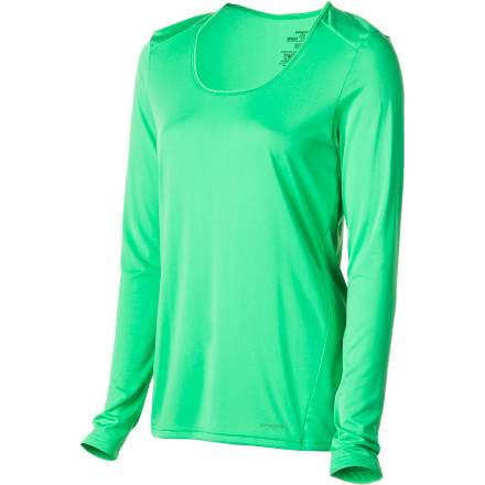 Patagonia Capilene 1 Silkweight Scoop Neck Shirt - Long-Sleeve - Women's